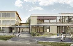 Erweiterung Schulanlage Riedmatt, Zug (ZG) | Niedermann Sigg Schwendener Architekten AG
