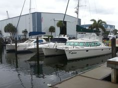 Prout 45 & Leopard 42 Catamarans for sale