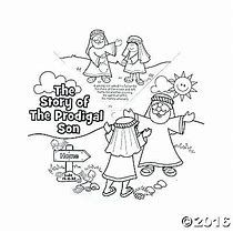 Prodigal Son Coloring Page Printable Bing Images Prodigal Son