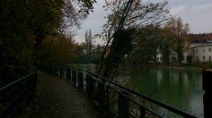 . Steyr, Austria, Autumn, Fall