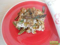 Receta de pastel de trigueros y tofu - La Cocina Alternativa
