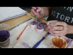 YouTube -12 year old Brianna making special bath bombs