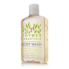 Thymes Essentials Body Wash - light scent