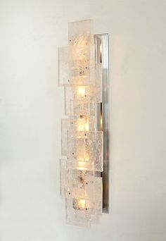 Wall lamps can be a perfect decoration element for your mid-century modern home. We have selected the 50 Wall Lamps that will inspire you in a million lighting Wall Sconce Lighting, Candle Sconces, Wall Sconces, Bathroom Lighting, Wall Lamps, House Lighting, Custom Lighting, Lighting Design, Restaurant Lighting