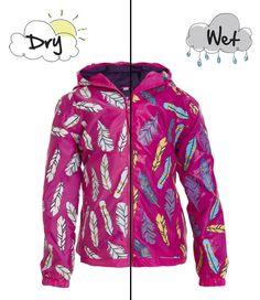 0cadce50b5 9 Best colour change rain-coat images