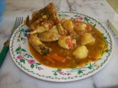 Dombré et crabes ! Caribbean food yummy http://www.black-in.com/truc-de-femmes/cuisine/selen/stimuler-ses-papilles-avec-un-dombre-de-crabe/