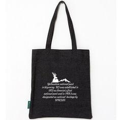 [신세계몰] [옐로우스톤] 데님 에코백 denim eco bag - YS2015BU 블랙 유네스코
