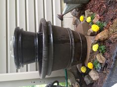 DIY water fountain!