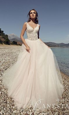 Wedding dress idea; Featured Dress: Lanesta Bridal