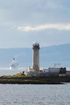 Lismore #Lighthouse - Firth of Lorne, #Scotland- by Paul Jervis - http://dennisharper.lnf.com/
