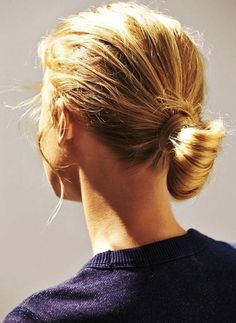 4 Effortless Hairstyles to Try Now | Le Fashion | Bloglovin'