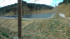 Befesa vierte escorias de Acerinox en el vertedero de La Doctora, en San Roque