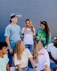 #LOVETHELAB #HOUNDSTOOTHPRESS #GREEKLIFEAPPAREL #sorority #fraternity #customdesigns #springtime Sorority Pr, Sorority Outfits, Sorority And Fraternity, Greek Life, Houndstooth, Shirt Designs, Abs, Photoshoot, T Shirt