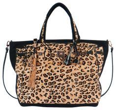 V°73 Limited Edition Animalier Leopard #V73 #fashion #bag #itbag