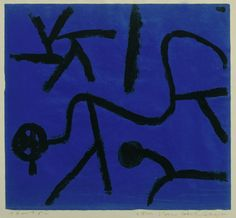 Dieser Stern lehrt beugen by @artist_klee #expressionism