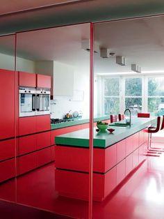 Design by Colin Radcliff, photography Caëlle Le Boulicaut  for Maison Française Mai 2012