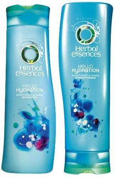 Herbal Essences Hello Hydration Shampoo and Conditioner (10.1 Fl Oz Ea) Set of ... *** More details can be found by clicking on the image. #hairupdos