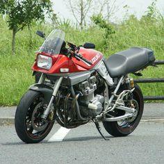 Suzuki Katana klassieker motorfiets