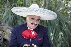 2015 - 57th Annual Grammys Awards - Vicente Fernández WON for Best Regional Mexican Music Album Including Tejano; Mano A Mano - Tangos A La Manera De Vicente Fernandez. Congratulations!