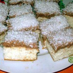 Egy finom Ostyalapos-kókuszos süti ebédre vagy vacsorára?nápolyilapos süti Ostyalapos-kókuszos süti Receptek a Mindmegette.hu Recept gyűjteményében! Feta, Dairy, Cheese