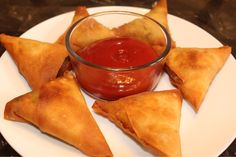 Chicken Qeema Samosa Food Pictures, Chicken, Ethnic Recipes, Cubs