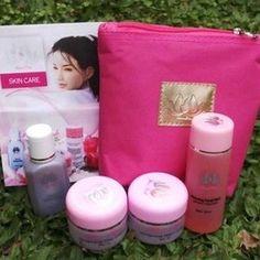 Been Pink Series bermanfaat untuk menjadikan kulit lebih bersih, mulus dan cerah,