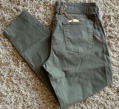 Lucky Jeans Women/'s 8//29 Reg 7WD1740 SOFIA BOOT Dark Blue w//blue Stitch Pockets