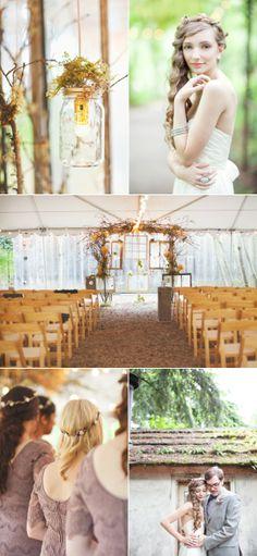 Oregon Wedding at McMenamins by Amanda K Photography | The Wedding Story
