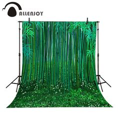 >> Click to Buy << Allenjoy photography background baby 6.5x10ft(200x300cm) Bamboo grass nature photography background #Affiliate