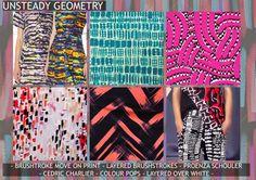 unsteady geometrie 5 -premiere vision s/s 2016 print trend predictions
