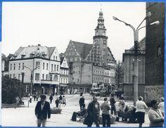 Allenstein - Olsztyn, Zeppelinstraße, Neues Rathaus