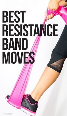 Total-body resistance band workout!