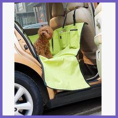 Pet Dog Bed House Car Litter Products Playpen Kennel Productos Para Mascotas Sleepping Bag Bett Parti Car Dog Supplies DDMXX65
