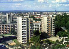 Panorama Białegostoku. Lata 1985 - 1995.