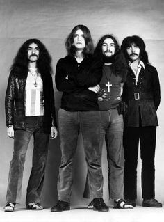 Black Sabbath with Ozzy Osbourne.......