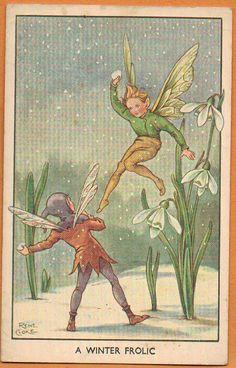 Rene Cloke card