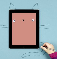 These tablet & iPad accessories & toys for kids from Osmo, Crayola & more will make you feel better about letting your kid play with your tablet. Library Center, Ipad Accessories, Library Programs, Programming For Kids, Inspiration For Kids, Media Center, New Media, Creative Kids, Story Time