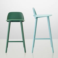NERD BAR STOOL BY DAVID GECKELER | Medium: H79cm x W 41.5cm x D35cm / Seat height 65cm |  High: H89cm x W 41.5 cm x D35cm / Seat height 75cm