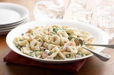 Creamy Tortellini Carbonara recipe at Kraftcanada.com