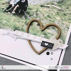 "Sandelsa : #Tampons et #matrices de coupe #dies #4enSCRAP ""Duo Minis Coeurs"" #amour #SaintValentin #Valentinesday #scrapbooking #DIY #loisirscréatifs #carte #carterie Photo Xxl, Mini Albums, Scrapbooking Diy, Tampons Transparents, Mini Heart, Emboss, Minis, Cutaway, Love"