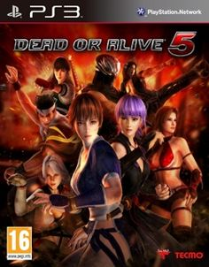 Dead Or Alive 5 - R495