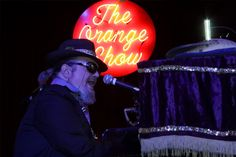 30th Anniversary of the Orange Show - Houston, Texas