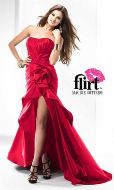 Flirt P2673 at Prom Dress Shop