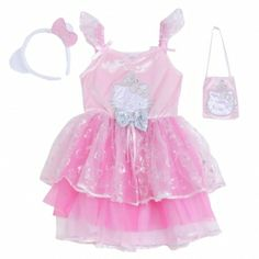 George Fancy Dress Hello Kitty Dressing Up Costume