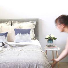 🔸Deco Coaching 🔸 en Instagram. Comforters, Coaching, Blanket, Ideas, Bed, Instagram, Home, Yurts, Creature Comforts
