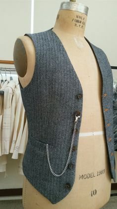 Vest and pocket watch
