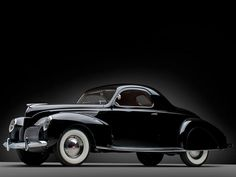 1938 Lincoln-Zephyr Coupe