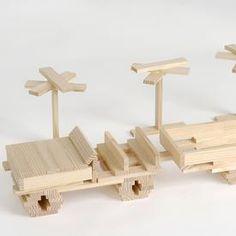 Kapla auto Modern Toys, Activities To Do, Soft Dolls, Wood Toys, Baby Design, Wood Blocks, Handmade Toys, Vintage Toys, Plank