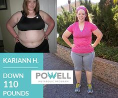 We are here to give you the help you need, to reach the goals you want!   *Like Us* for more of what you need to know to reach your goals! https://www.facebook.com/powellmetabolicprogram  #Unstoppable #PowellMetabolic
