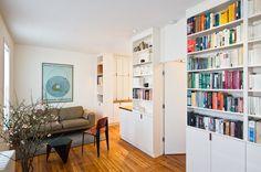 Kleine Wohnung einrichten: Intelligente Wände | Einrichtung ...